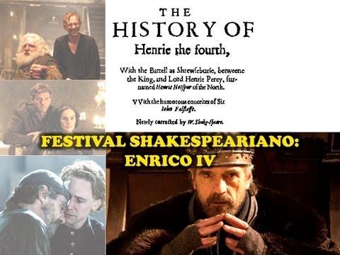 Festival Shakespeariano: Enrico IV