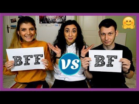 Boyfriend vs Best Friend - Ποιος με ξέρει καλύτερα; || Dodo
