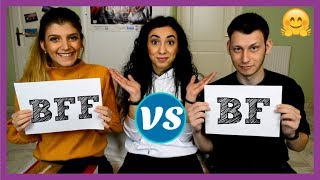 Boyfriend vs Best Friend - Ποιος με ξέρει καλύτερα;    Dodo