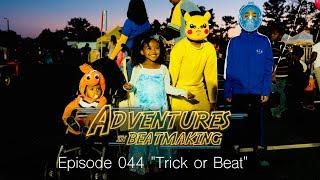 "Adventures in BeatMaking Episode 044 ""Trick or Beat"" - 4K (GH5, DJI Spark)"