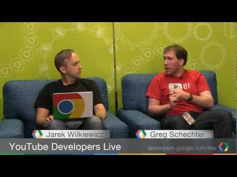 YouTube Developers Live: HTML5 At YouTube