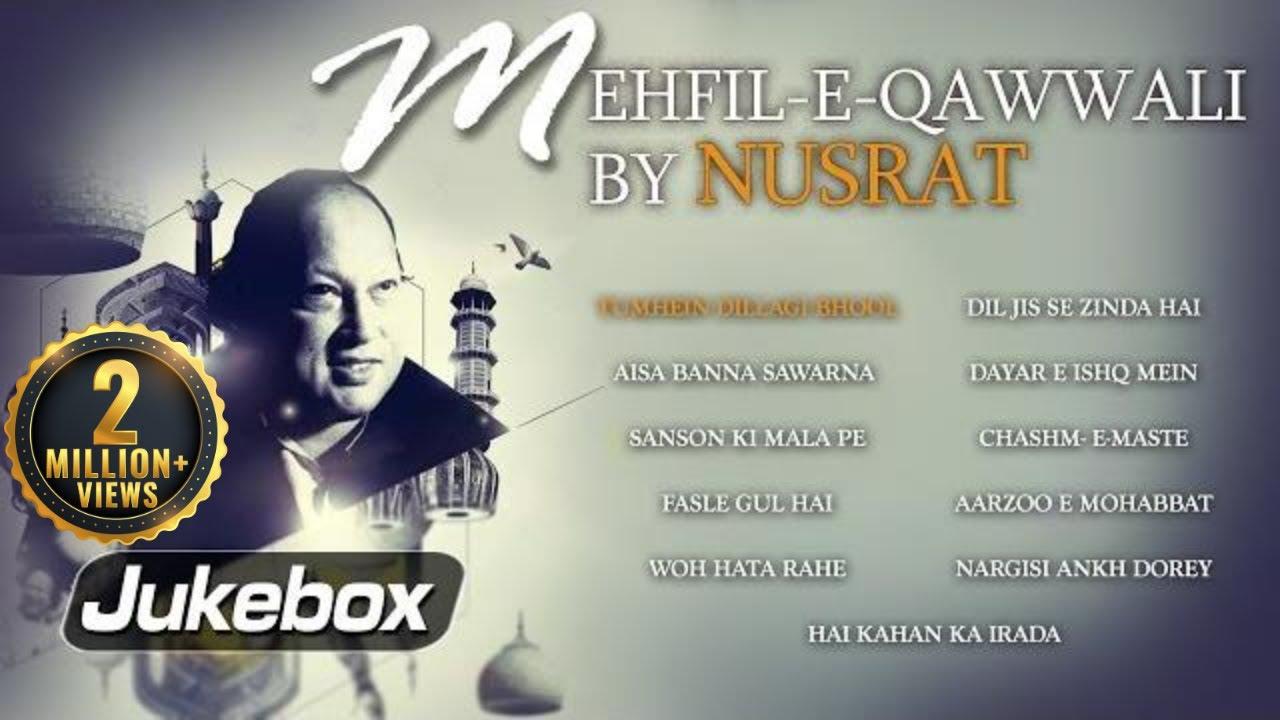 Nusrat Fateh Ali Khan Islamic Qawwali Mp3 Free Download