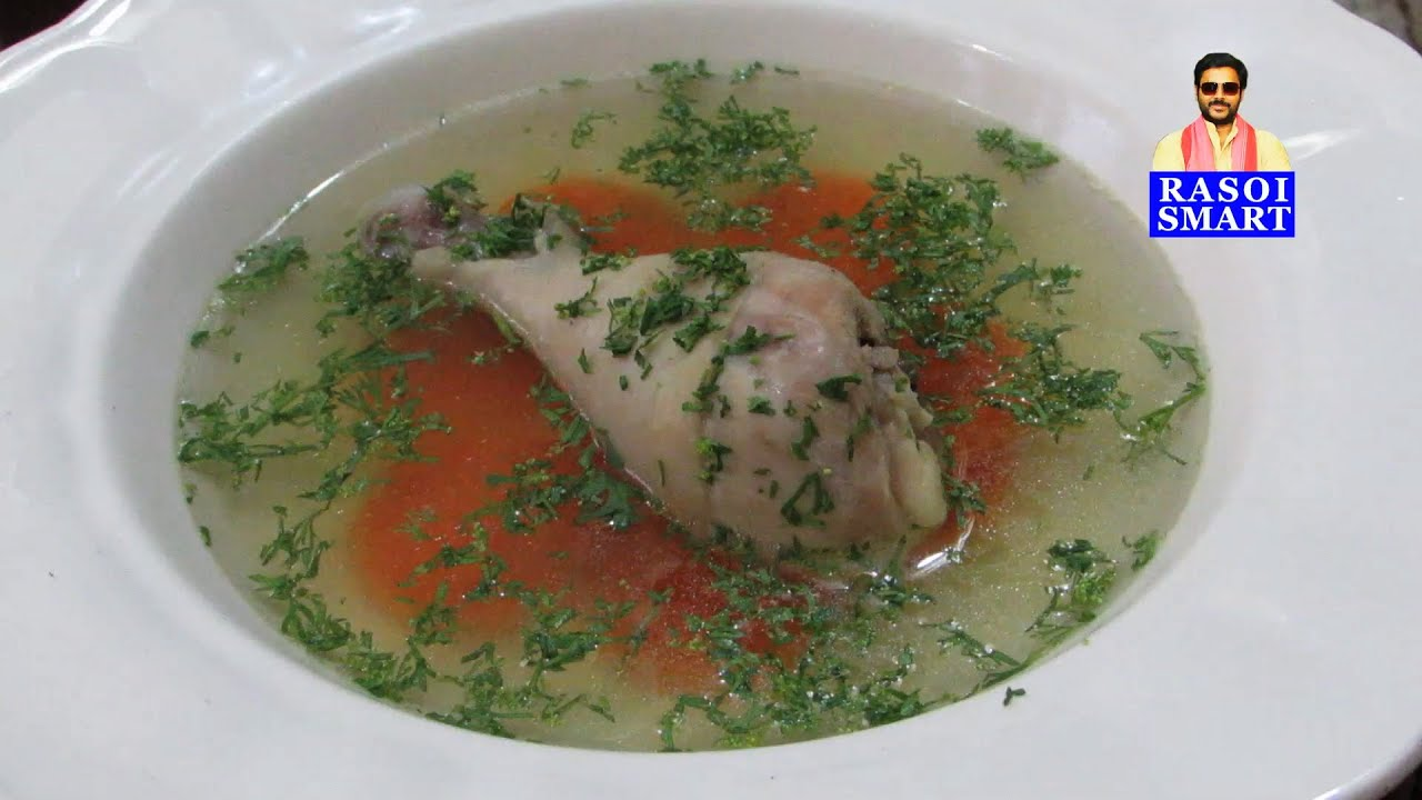 chicken soup for cold flu healthy soup recipe che