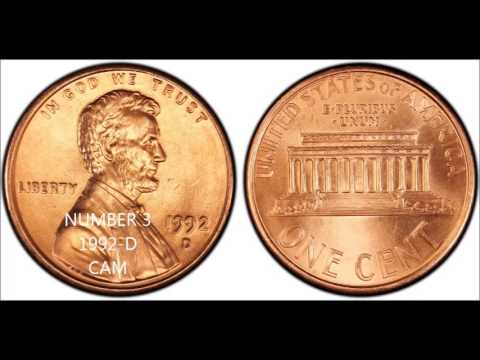 Top 5 Most Valuable Modern Lincoln Cents You Could Find In