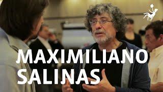 Maximiliano Salinas en Ojo en Tinta -