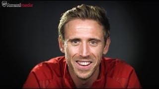 Nacho Monreal | My Arsenal story