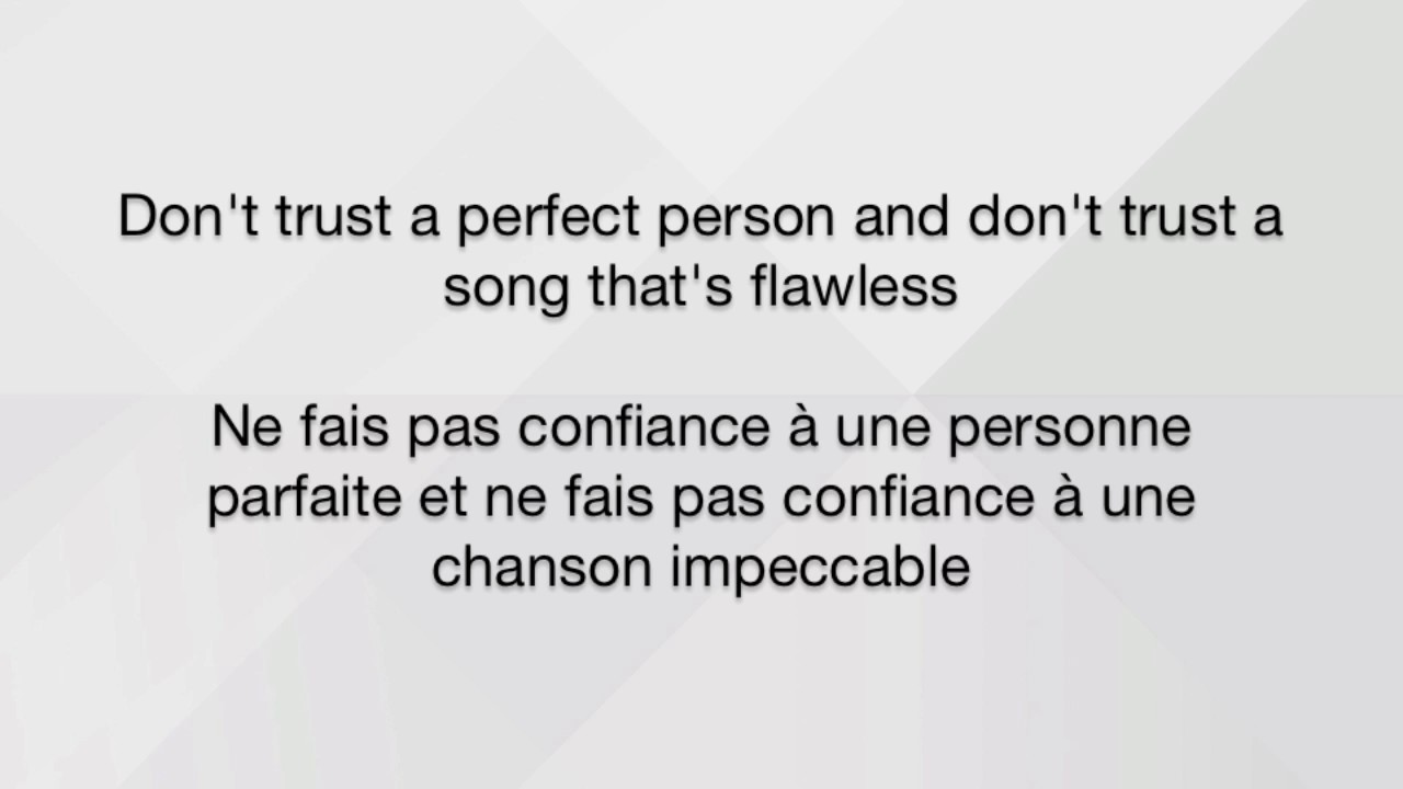 Twenty One Pilots Lyrics lane boy - twenty one pilots lyrics english/français - youtube