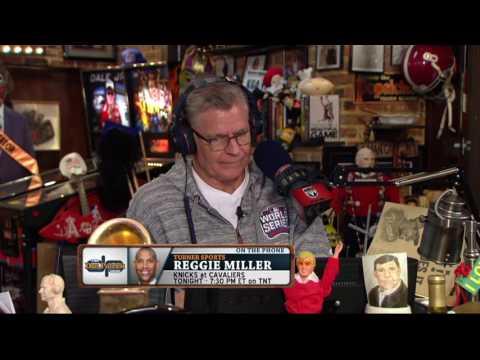 Reggie Miller on The Dan Patrick Show (Full Interview) 10/25/16