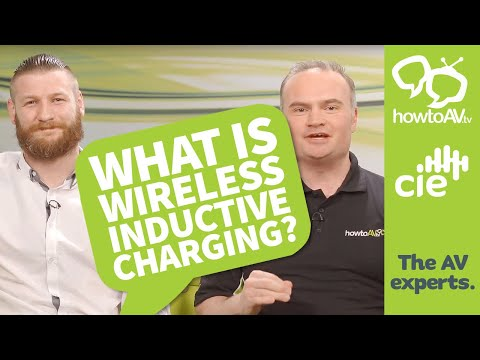What is Wireless Inductive Charging?