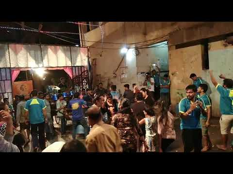 Dance on Banjo music in dighenagar Cooperative Housing Society volume 3