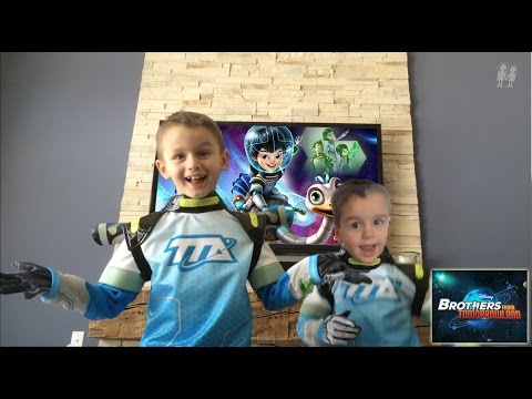 Miles from Tomorrowland Theme Song (with lyrics and plenty of dancing)