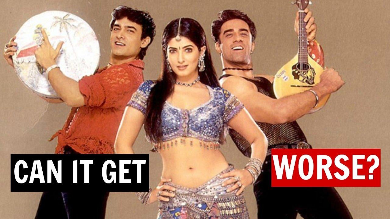 New Hindi Movei 2018 2019 Bolliwood: Top 10 Bollywood Movies So Bad They're Good