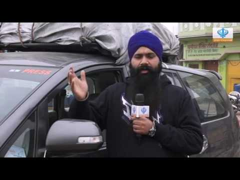 Breakfast Show: Interview with Gurpreet Singh Prince on route to Sri Patna Sahib - 30 Dec 2016