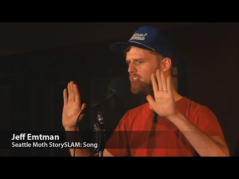 Jeff Emtman Storytelling Live at The Moth Seattle