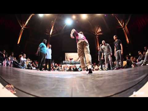 Cercle Underground S2R4 - Poppin' 1/2 Final -  Bad Dogz Vs The Architects - Karism