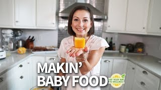 WHAT YOU NEED TO KNOW ABOUT BABY FOOD!!