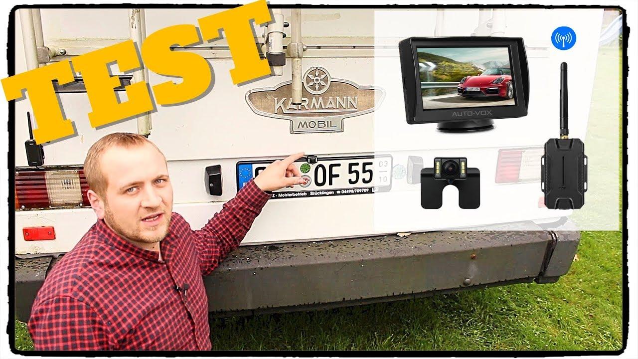 funk r ckfahrkamera nachr sten und selbst einbauen wohnmobil caravan youtube. Black Bedroom Furniture Sets. Home Design Ideas