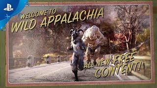 Fallout 76 | Wild Appalachia | PS4