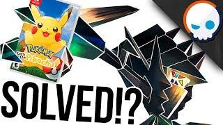 NECROZMA Explains the Let's Go Pikachu Timeline! | Gnoggin | Pokemon