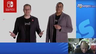 Nindies Nintendo Direct Reaction