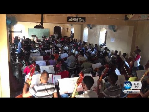 Insight Report: The Utah Symphony travels to Haiti to teach
