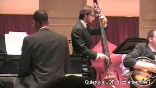 quietude thad jones university of louisville Jazz ensemble I John la Barbera