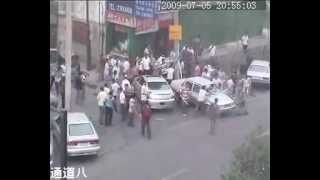 Uygur Muslim Targeting Han Chinese in Xinjiang, China [2/2]