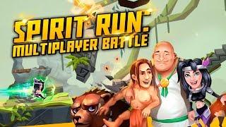 Spirit Run: Multiplayer Battle - БЕГАЙ С ДРУЗЬЯМИ