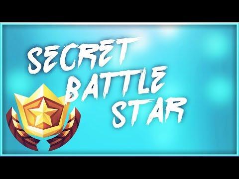 FORTNITE SEASON 5 WEEK 3 SECRET BATTLE STAR!
