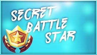 FORTNITE SEASON 5 WEEK 3 SECRET BATTLE STAR!