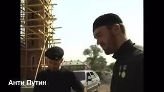 Кадыровский Лорд ударил Старика в Мечети