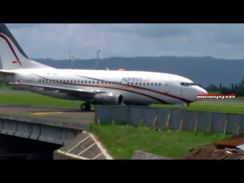 PERBANDINGAN !!! Lebih Besar Pesawat Boeing 737 300 (Xpress Air) atau 737 500W NAM Air