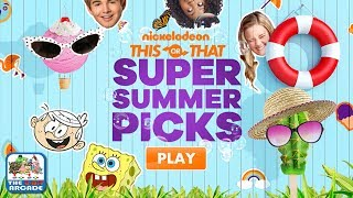 This or That: Super Summer Picks - What