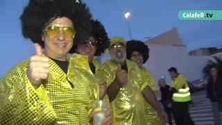 Rua de Carnaval a Calafell Poble 2019