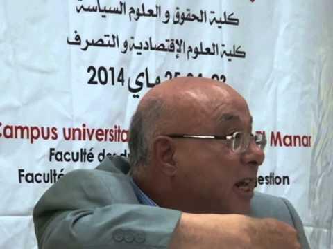 Abdeljelil Bedoui : les raisons de la recherche d'une alternative au modèle de développement actuel