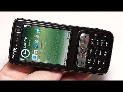 Nokia N73 Music Edition brand new sealed pack. Retro phone. Капсула времени в идеале (23117)