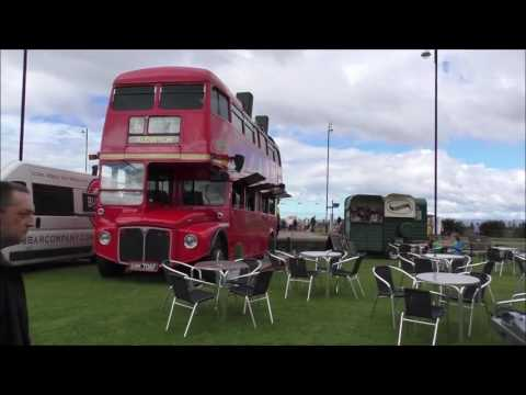 CLASSIC CARS IN MORECAMBE 4 SEPTEMBER 2016 AND WE HEAD FOR THE IOM