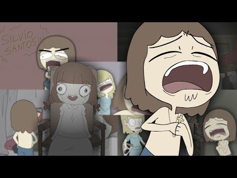O DIA EM QUE ASSISTI ANNABELLE 2 _Whindersson nunes (Animação) COMPLETO