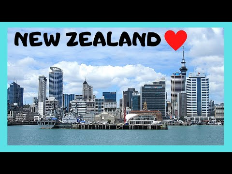 NEW ZEALAND, the beautiful HARBOUR of AUCKLAND
