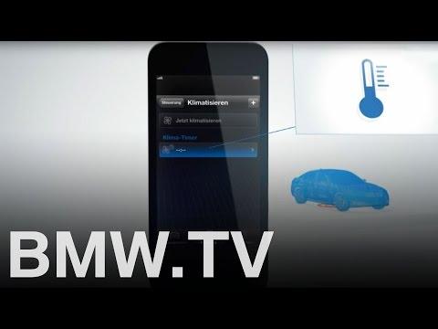 BMW Remote Services - zu Ihren Diensten.