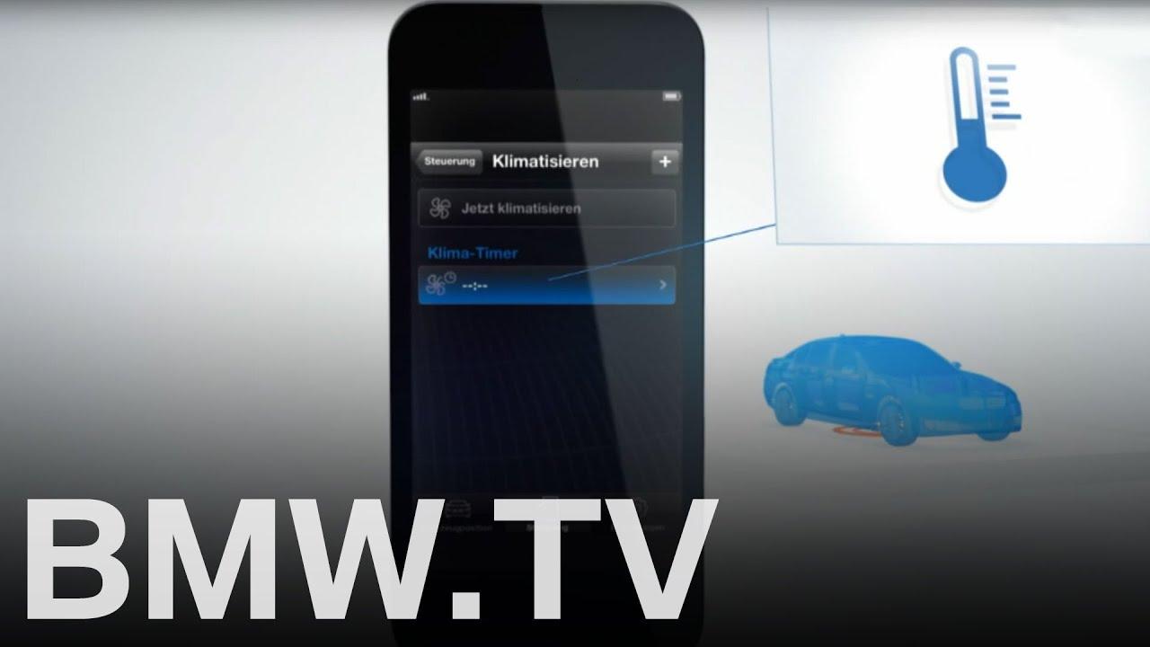 bmw remote services - zu ihren diensten. - youtube