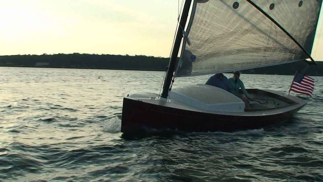 Marblehead 22 Sailing
