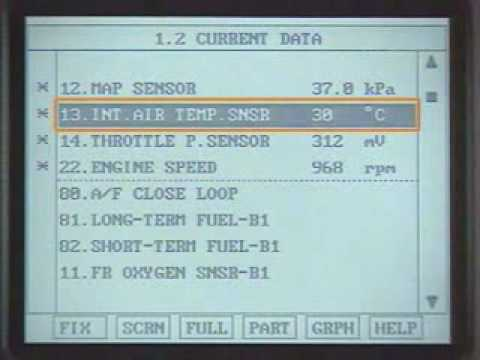 IAT sensor