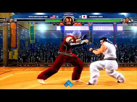 EVO 2018: Virtua Fighter 5 Final Showdown - Top 4