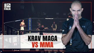 Gambar cover Krav Maga vs MMA , my two cents