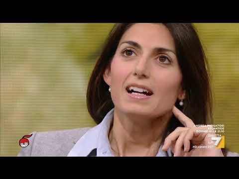 L'intervista a Virginia Raggi sulla classe dirigente del M5S e i problemi di Roma
