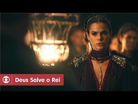 Deus Salve O Rei: capítulo 125 da novela, segunda, 4 de junho, na Globo