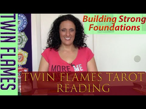 TWIN FLAMES TAROT READING FEB. 16TH-22ND | FOR DM, DF, AND THE COUPLE Twin Flame Romance