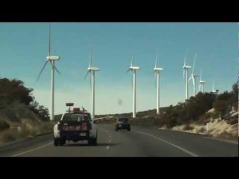 Road trip from Yuma, Arizona to San Diego, California