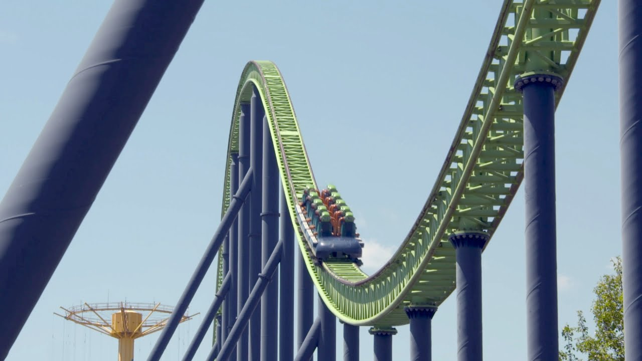 Why Don't Roller Coasters Fly Off the Tracks?
